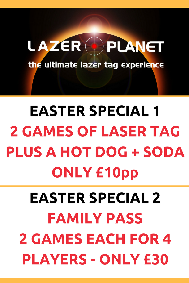 laser tag deals glasgow