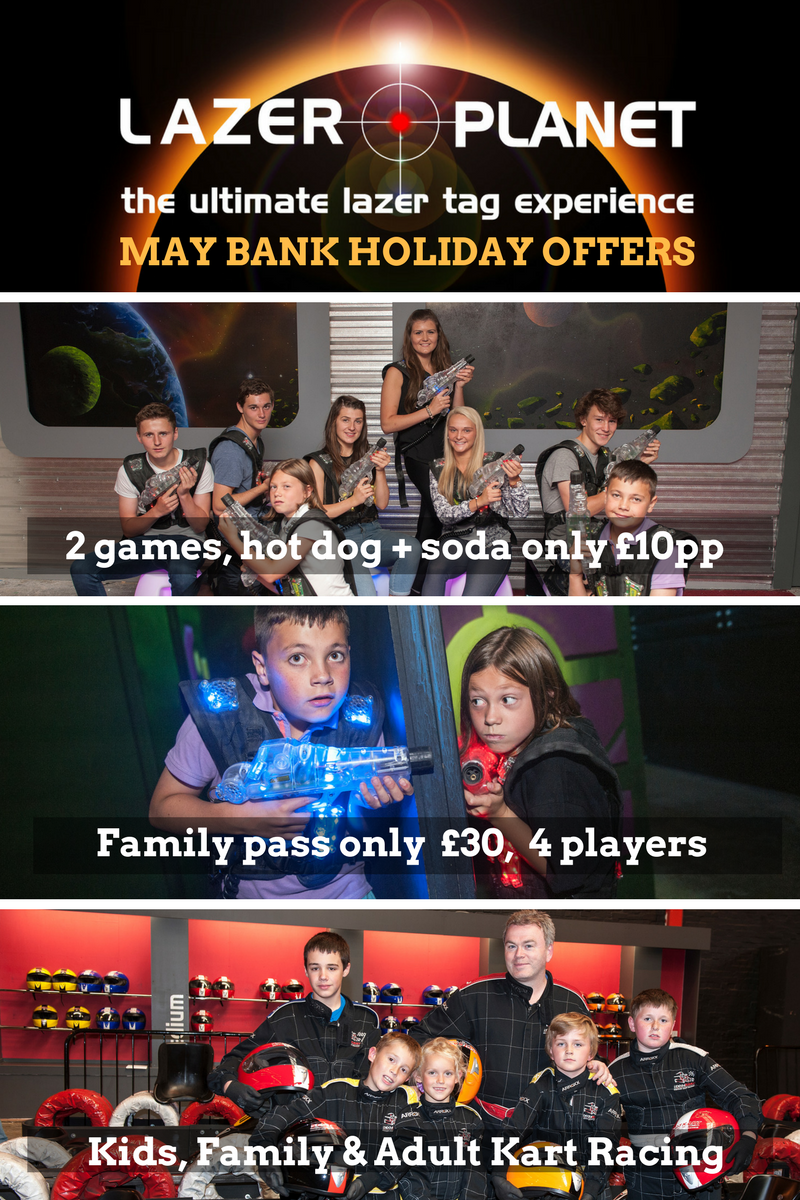 Laser tag glasgow clydebank may bank holiday offers